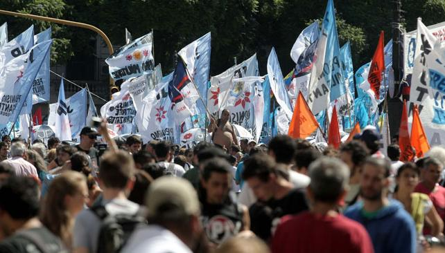 marcha argentina candidato